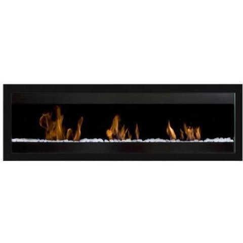 Bio Blaze Square XL II Wall Mounted Bio-Ethanol Fireplaces - eFireplaceDirect.com
