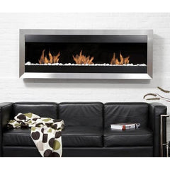 Bio Blaze Square XL II Wall Mounted Bio-Ethanol Fireplaces