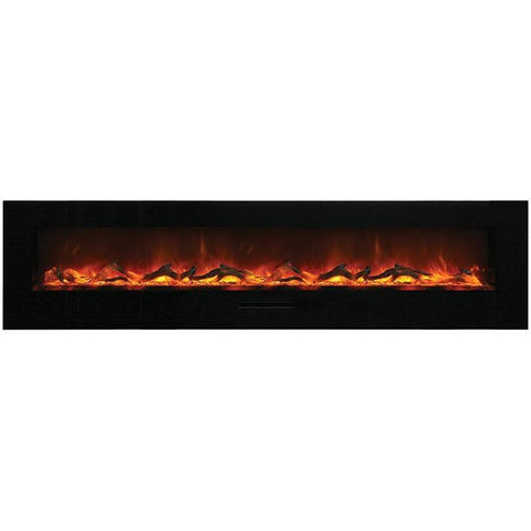 Amantii Wall Mount / Flush Mount Series-WM-FM-88-10023-BG-Wall Mount Electric Fireplaces - eFireplaceDirect.com