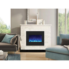 Amantii Zero Clearance Series ZECL-26-2923-BG Built-In Electric Fireplace