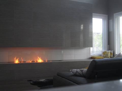 "The Bio Flame 38"" Ethanol Burner"