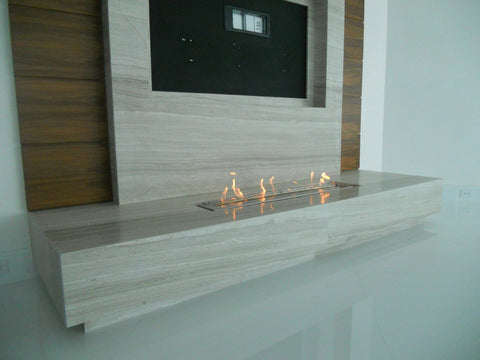 "The Bio Flame 48"" Ethanol Burner"
