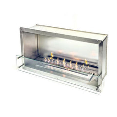 Image of The Bio Flame XL Ethanol Firebox SS