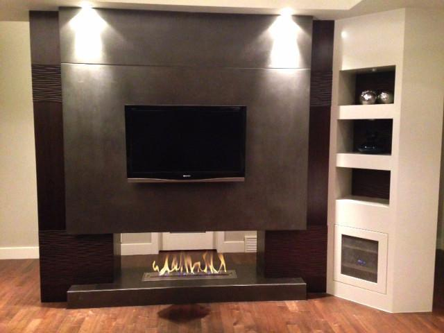 The Bio Flame XL Ethanol Firebox SS