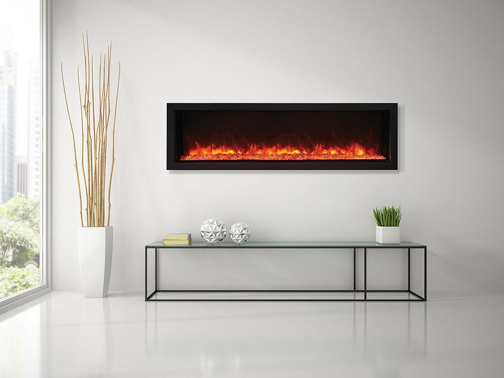 Remii Remii Built-in Series 102755-XS Electric Fireplace