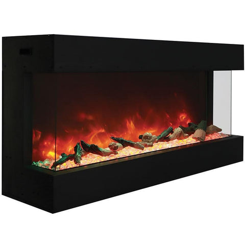Amantii Tru-View-XL Series-50-TRU-VIEW-XL-Built-In Electric Fireplaces - eFireplaceDirect.com