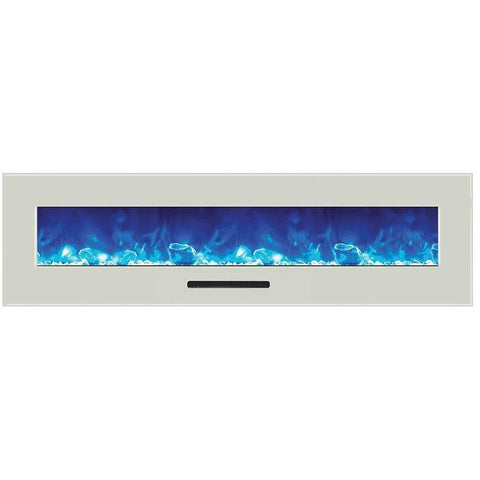 Amantii Wall Mount / Flush Mount-WM-FM-72-8123-BG-Built-In Electric Fireplaces - eFireplaceDirect.com