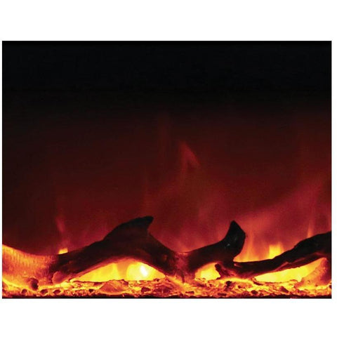 Amantii Zero Clearance Series-ZECL-2939-BG-Built-In Electric Fireplaces - eFireplaceDirect.com