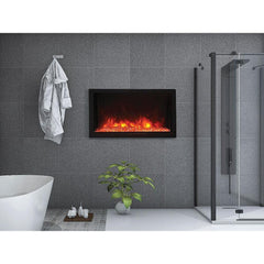 Amantii Panorama Deep XT Series BI-40-DEEP-XT Built-In Electric Fireplace