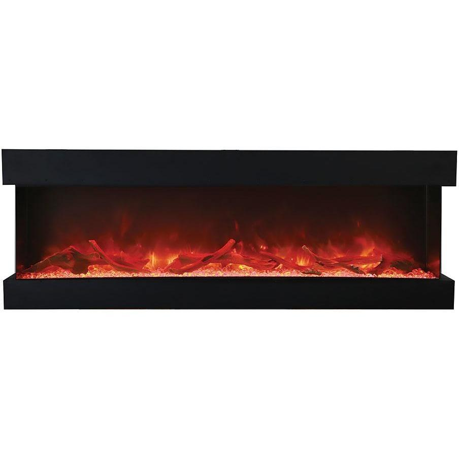 Amantii Tru-View-XL Series-72-TRU-VIEW-XL-Built-In Electric Fireplaces - eFireplaceDirect.com