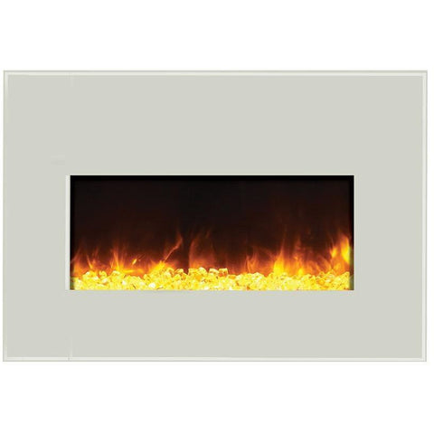 Amantii Insert Series-INSERT‐33‐4230-BG-Built-In Electric Fireplaces - eFireplaceDirect.com
