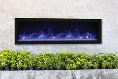 Remii Built-in Series 102765-DE Electric Fireplace