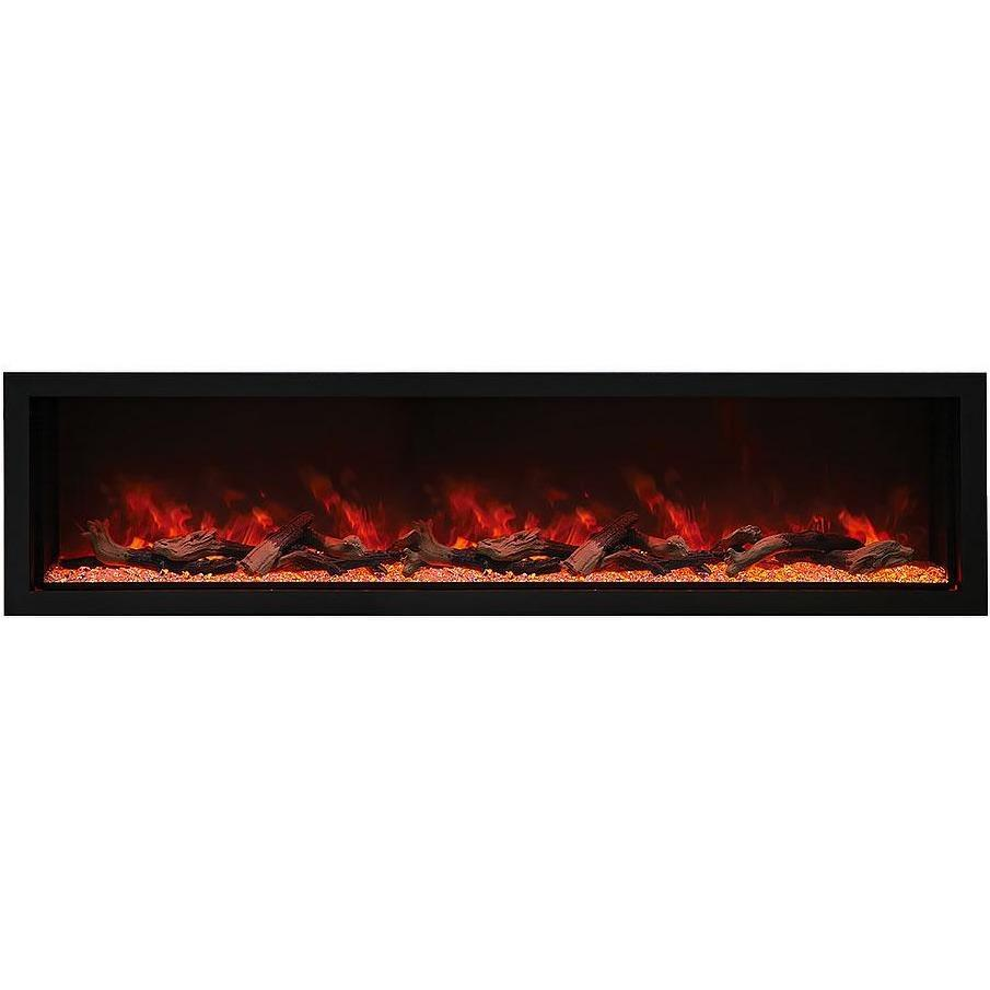 Amantii Panorama Deep XT Series-BI-88-DEEP-XT-Built-In Electric Fireplaces - eFireplaceDirect.com