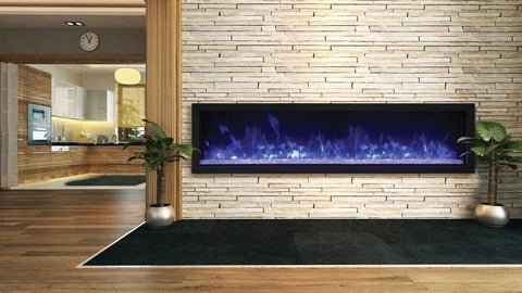 Remii Built-in Series 102765-XT Electric Fireplace