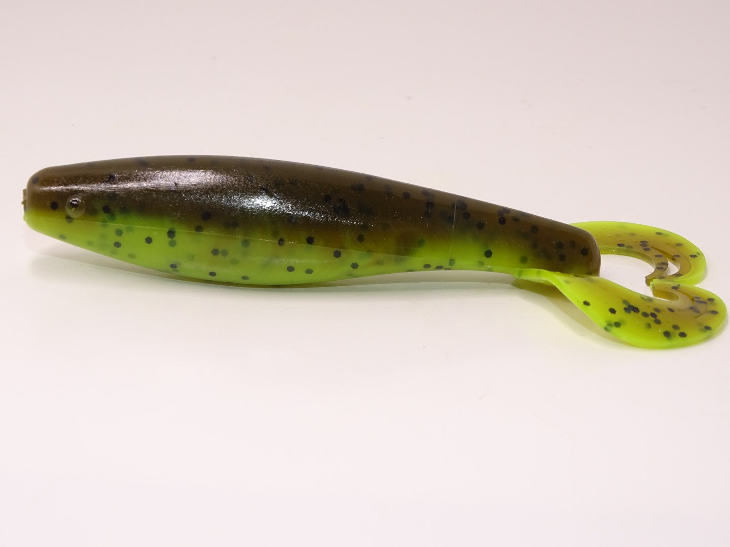 NEW!!! Psycho Chicken Shad, Jalapeno Pollo, 3.5 inches, qty 6