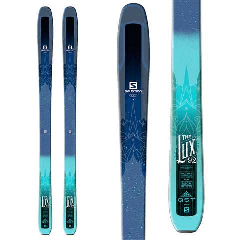 Salomon QST Lux 92 Ski Women's 2018