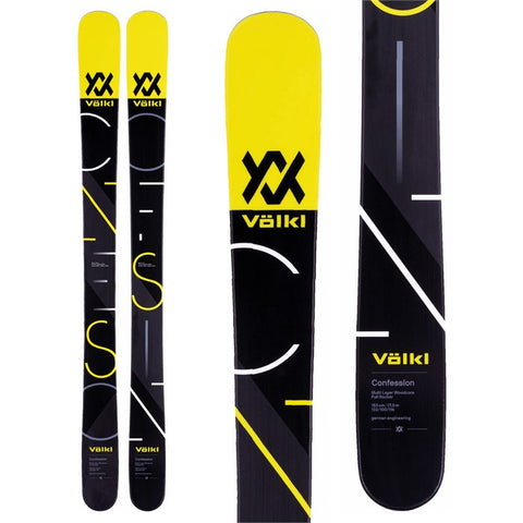 Volkl Confession Jr. Skis Boy's 2018