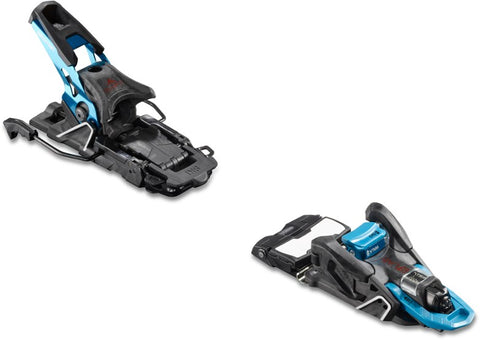 Salomon MTN + Brake Alpine Touring Ski Bindings 2018