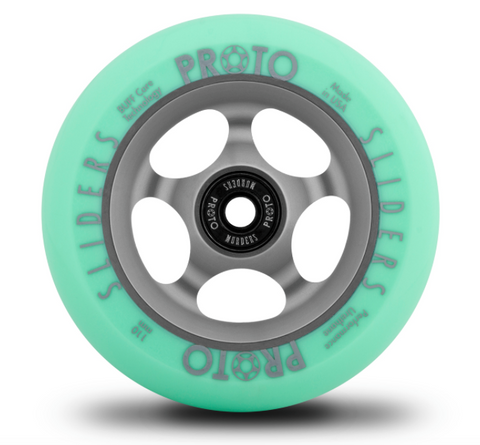 Proto Scooters Faded Slider Wheels Pastel Green