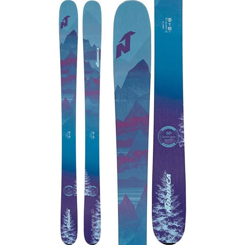 Nordica Santa Ana 100 Women's Skis 2020