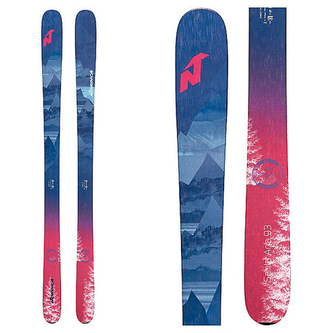 Nordica Santa Ana 93 Women's Skis 2020