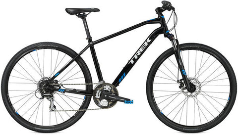 "Trek 8.2 DS - 22.5"" Black 2015"