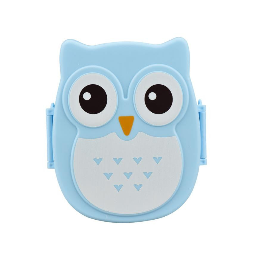 Owl Lunch Food Container