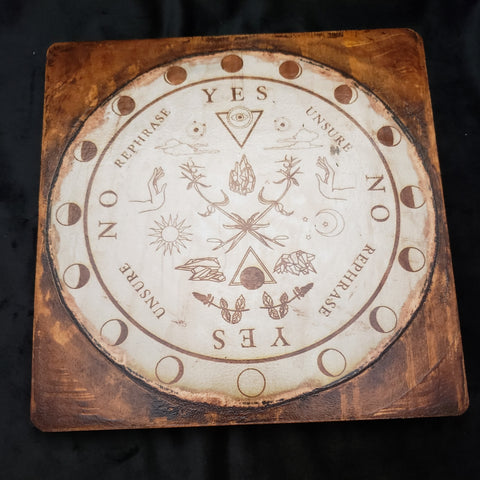 Earth Pendulum Board