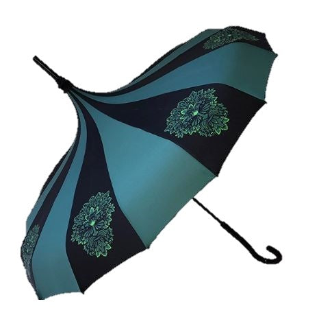 Green Man Umbrella