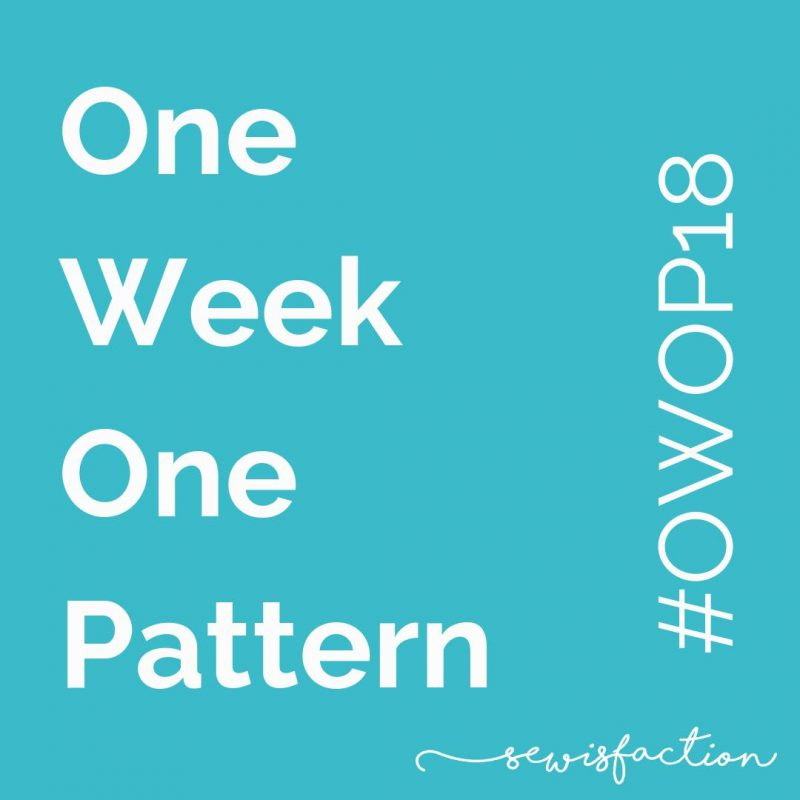 One Week One Pattern 2018