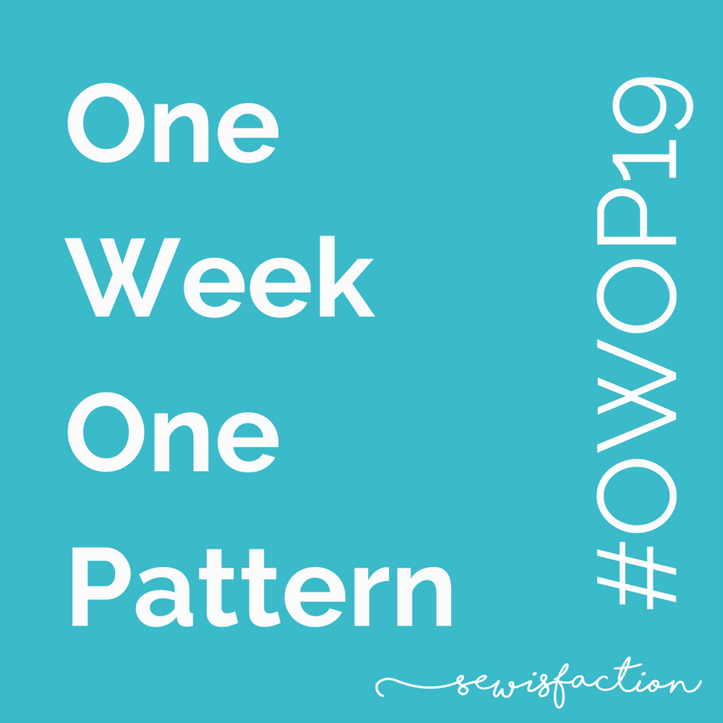 one week one pattern 2019