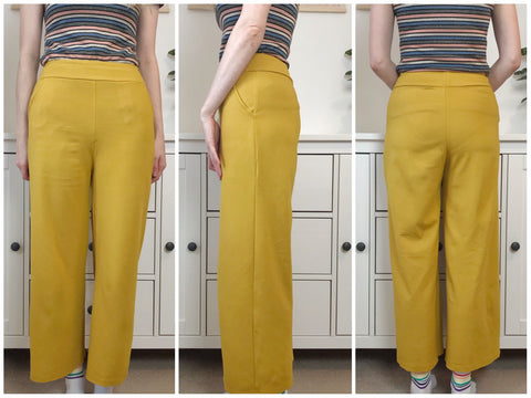 friday pattern company joan trousers