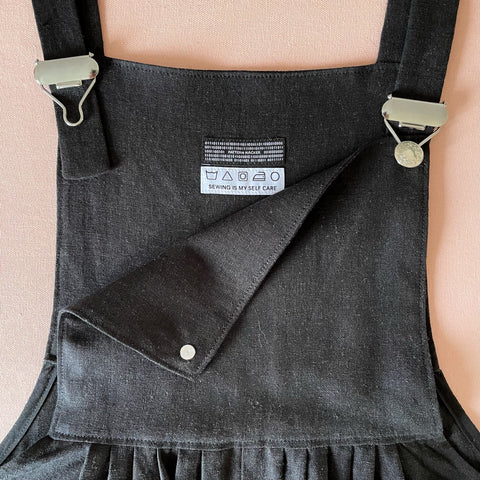 by hand london leo dungarees