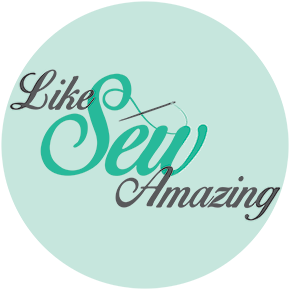 like sew amazing logo
