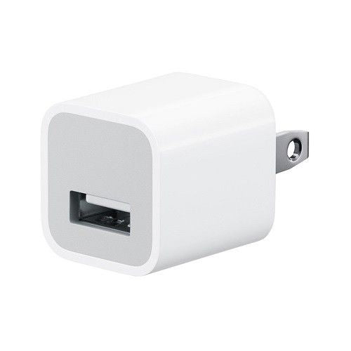 Apple 5W USB Power Adapter charger  Adapters repaircellphonemobicompu.com MobiCompu Repair online store