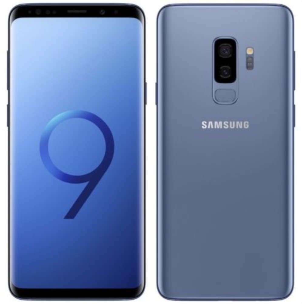 Samsung Galaxy S9+ GSM Unlocked 64GB (Certified Refurbished)-Coral Blue  Smartphones mobicompu-repair.myshopify.com {shop_name}