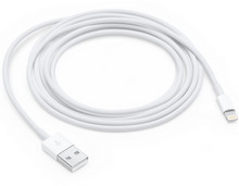 Load image into Gallery viewer, Apple Lightning to USB Cable (2m) iPhone charger  Chargers & Cables repaircellphonemobicompu.com MobiCompu Repair online store