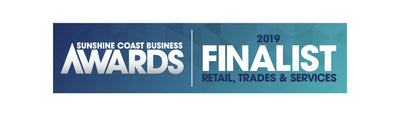 FINALISTS - SUNSHINE COAST BUSINESS AWARDS - INFECTIOUS CLOTHING