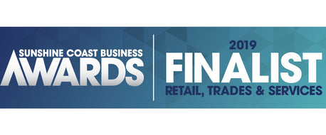 Infectious - Sunshine Coast Business Awards Finalist 2019