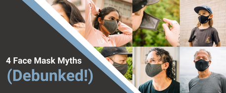 4 Face Mask Myths That We Need To Debunk (COVID-19 Misinformation)