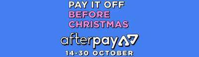 Shop Now and Pay It Off Before Christmas