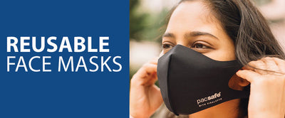 Buy Reusable and Washable Protective Face Masks Australia
