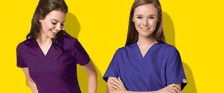 EASY TO MAINTAIN UNIFORMS FOR HEALTHCARE PROFESSIONALS