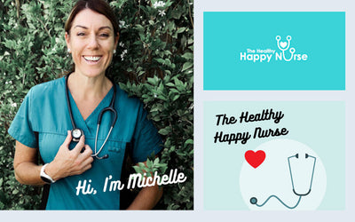 Transform your mental, emotional and physical wellbeing - Healthy Happy Nurse