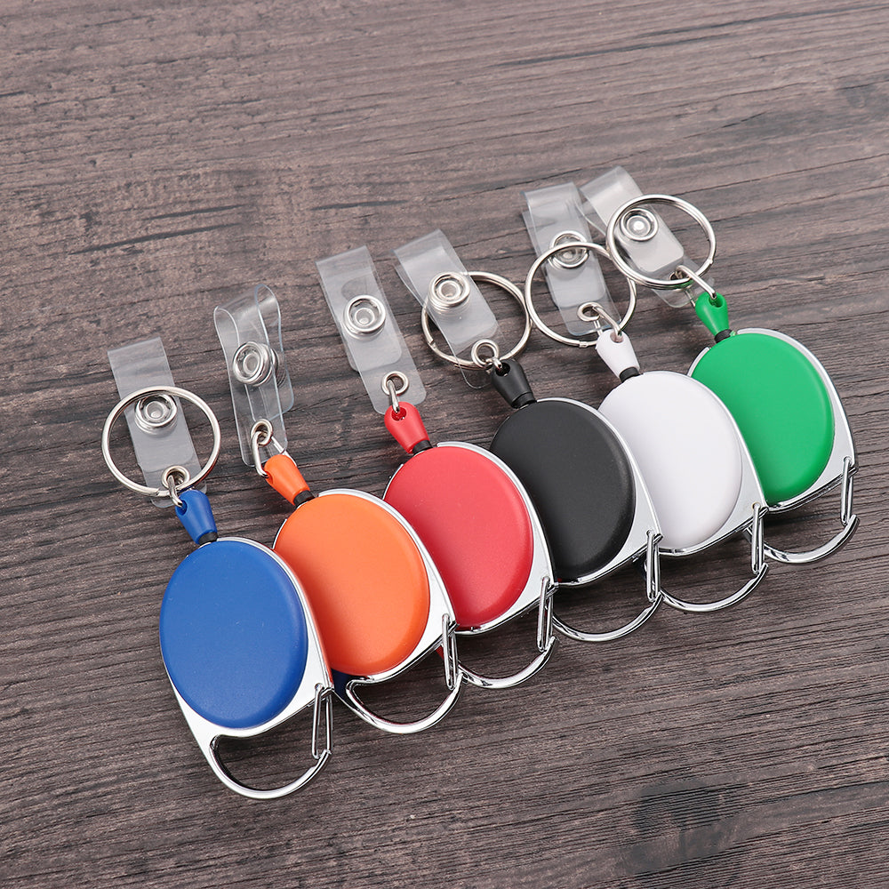 Retractable ID Holder Many Colours - Nurses, Medical, Hospital by Infectious.com.au