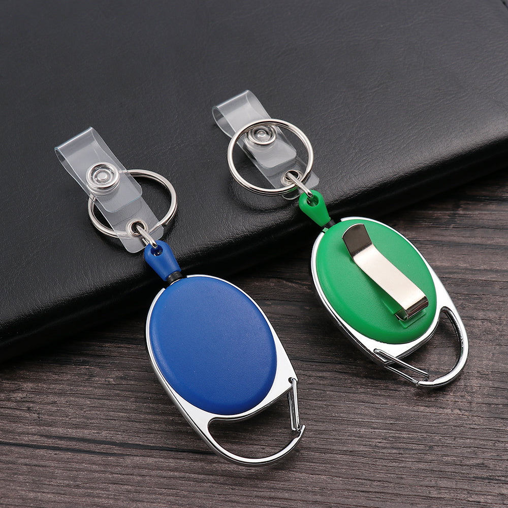 Retractable ID Holder - Nurses, Medical, Hospital by Infectious.com.au