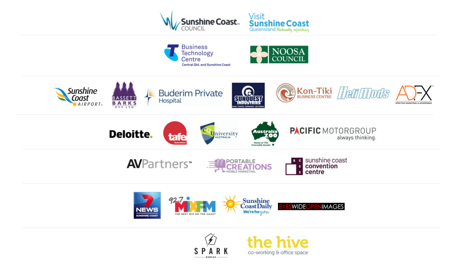 Sunshine Coast Business Awards Sponsors