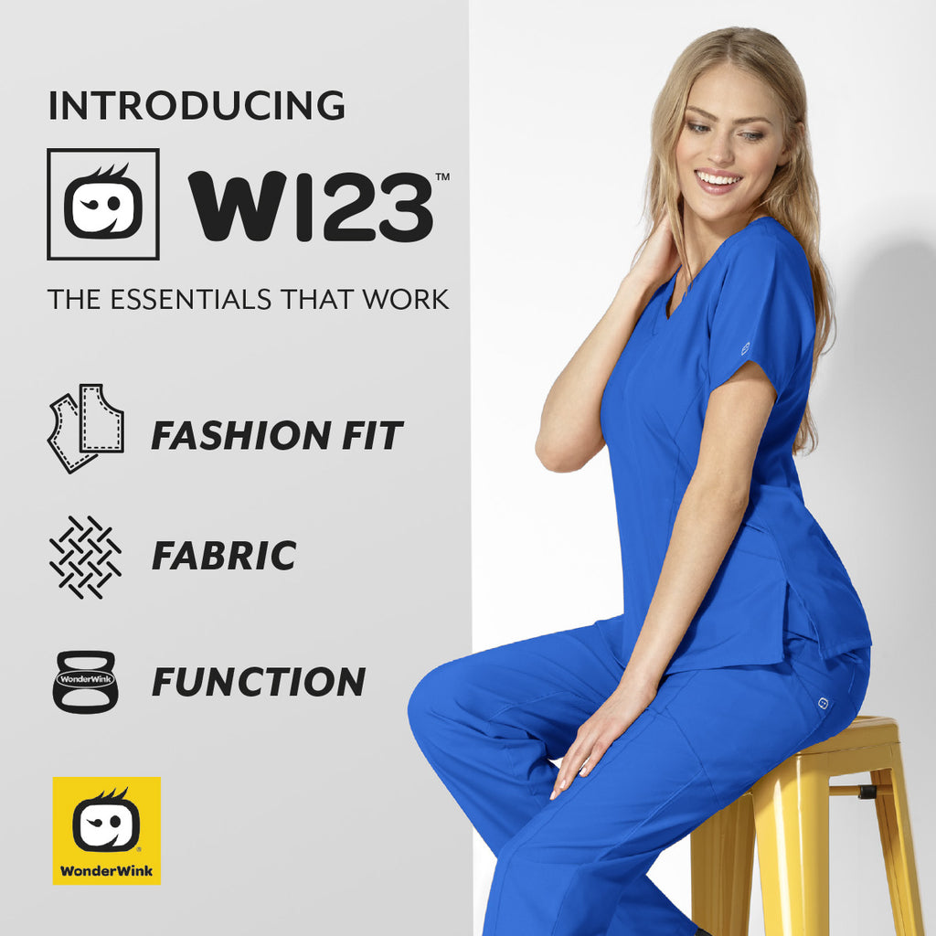 W123 Scrubs Collection supplied by Infectious Clothing Co. Australia