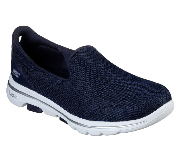 15901 Womens Skechers Go Walk 5 Slip-on Shoe - Infectious Clothing Company