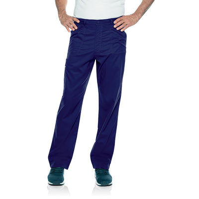 2103 Landau Proflex Men's Scrub Pants True Navy